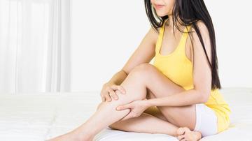 Piros foltok a lábakon: a megjelenés okai