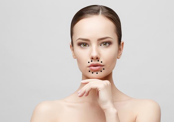 a száj körül vörös foltok hámoznak mit kell tenni)